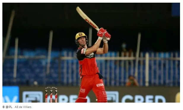 De Villiers Royal Challengers are shining like Bangalore's hammer KKR