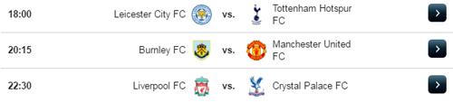 Jadwal Liga Inggris Minggu 23 April 2017