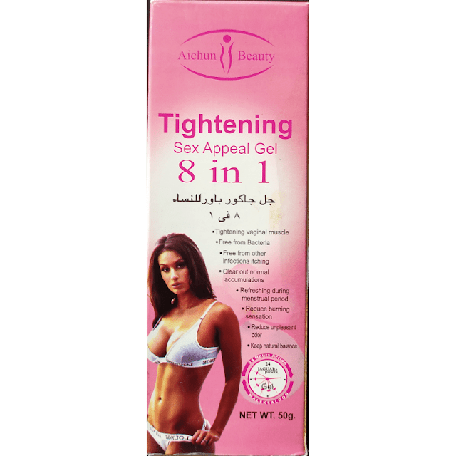 Buy Vaginal Tightening Gel 8 in 1 Online in Pakistan