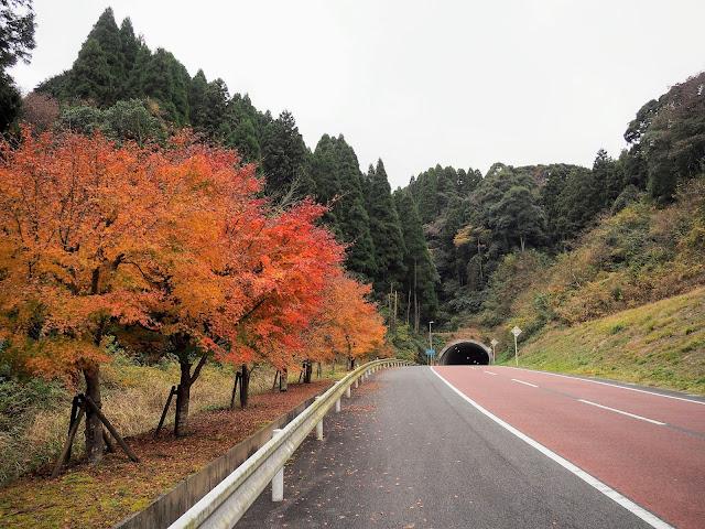 国道465号 新筒森トンネル
