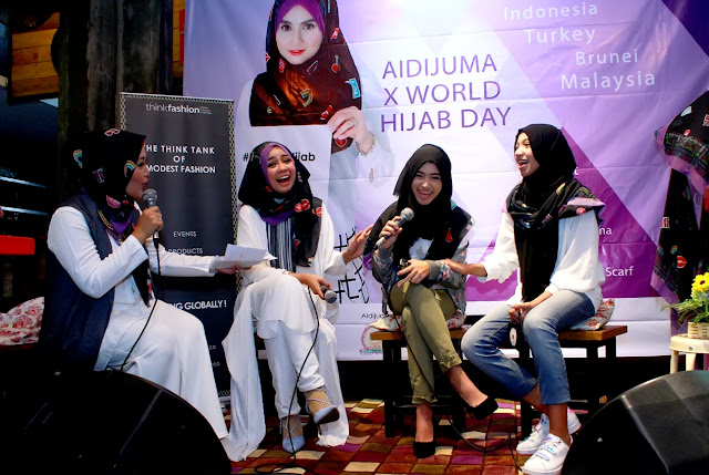 aidijuma x world hijab day