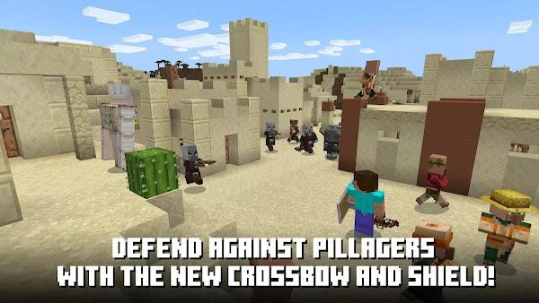 Minecraft – Pocket Edition (MOD, All Unlocked)
