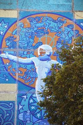 tahskent mosaic panels, uzbek art craft history tours, uzbekistan holidays