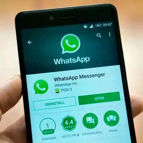 في هذا العام الجاري أصبح WhatsApp الذي يمتلكه Facebook أيضًا يبلغ 5 مليار تحميل وذلك حسب إحصائيات متجر جوجل بلاي