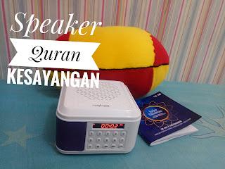 Speaker tahfidz