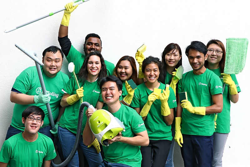 helpling singapore home cleaning services review