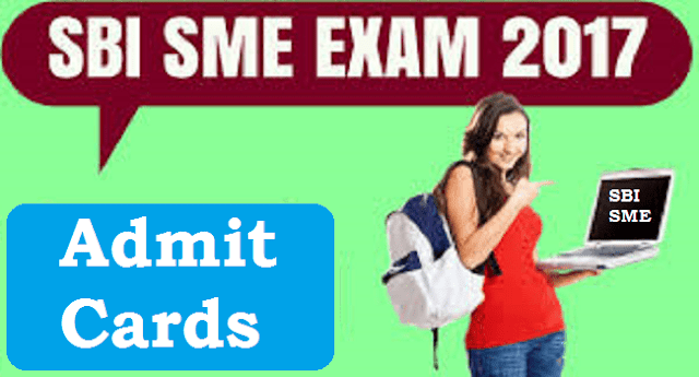 Admit Cards, Bank jobs, Call Letter, latest jobs, SME Banking Posts, special Management Executives, State Bank of India jobs