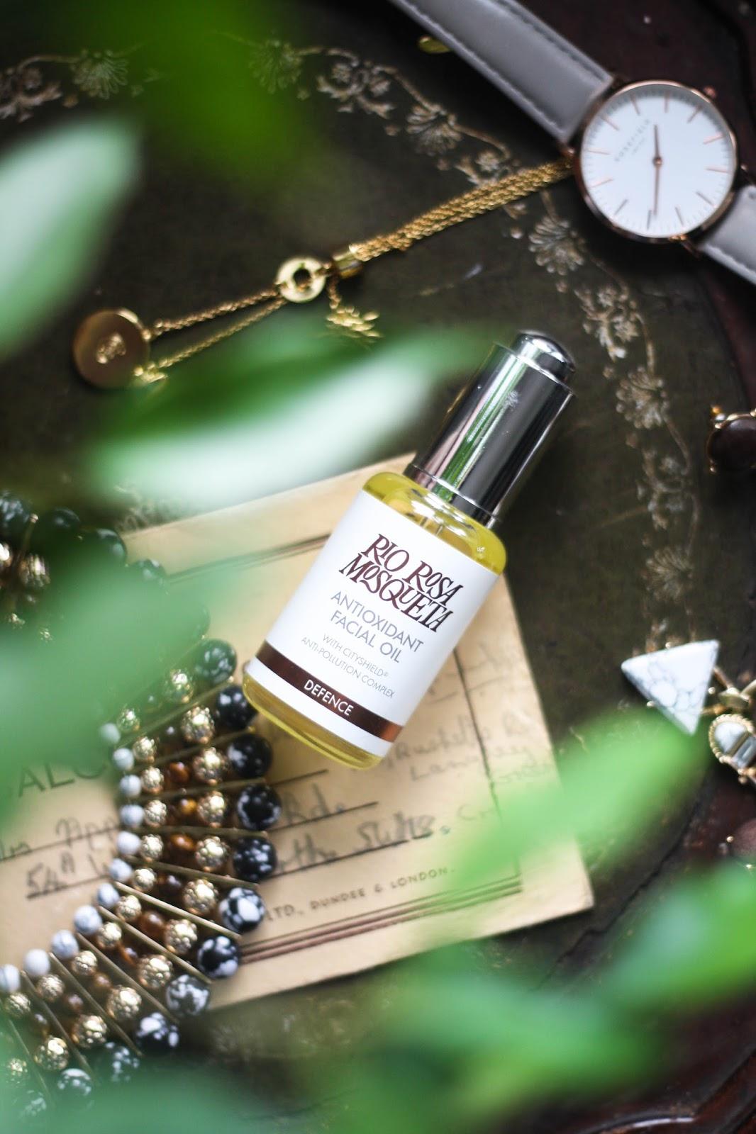 Rio Rosa Mosqueta facial oil review