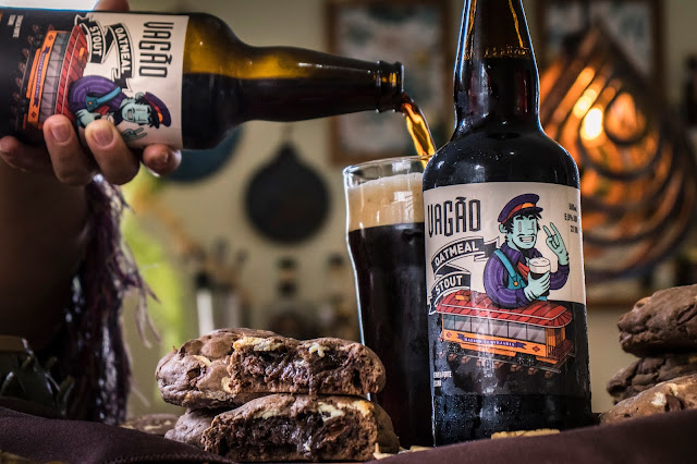 Cerveja Oatmeal Stout - Vagão