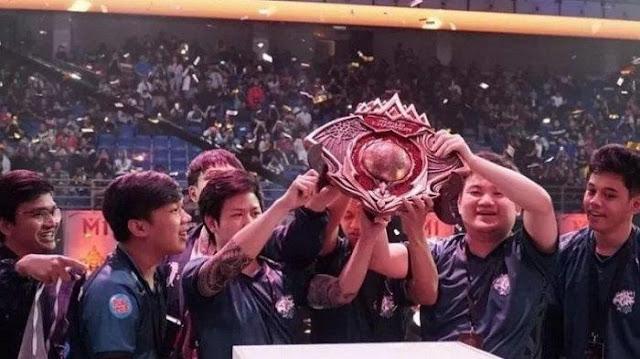 5 Juara Dunia Mobile Legends : Bang bang, Ada Dari Indonesia