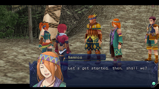 YS: Memories of Celceta Screenshot-4