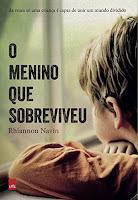 Capa do livro o menino que sobreviveu