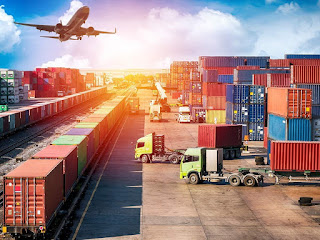 Know the Difference between Logistics and Transport