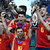 Under 21 Euro Cup Final: Spain Champions