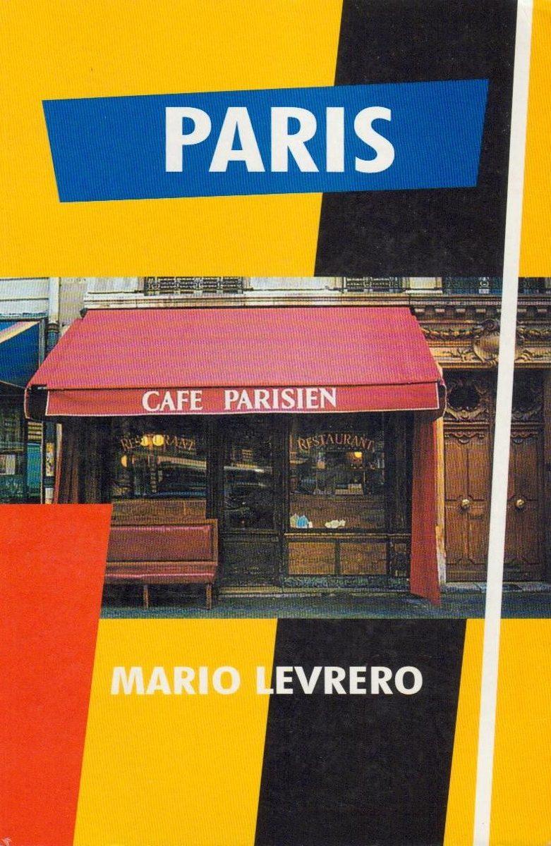 Paris – Mario Levrero
