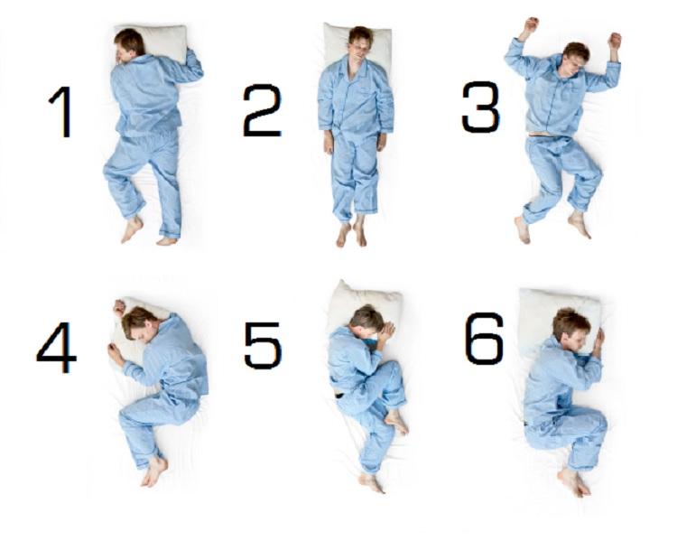 Ketahui Sifat dan Karakter Anda dengan Posisi Tidur