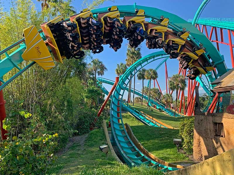 Busch Gardens Tampa - Busch Gardens Tampa