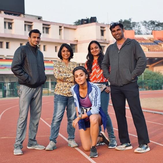Rashmi Rocket (2021) Full Movie Trailer Watch/Stream Online, Hindi Sport Movie