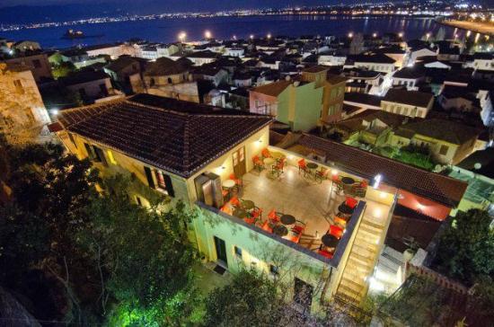 Tripadvisor: Ποιο ξενοδοχείο του Ναυπλίου βρίσκεται στη λίστα με τα 25 καλύτερα ελληνικά ξενοδοχεία για το 2021
