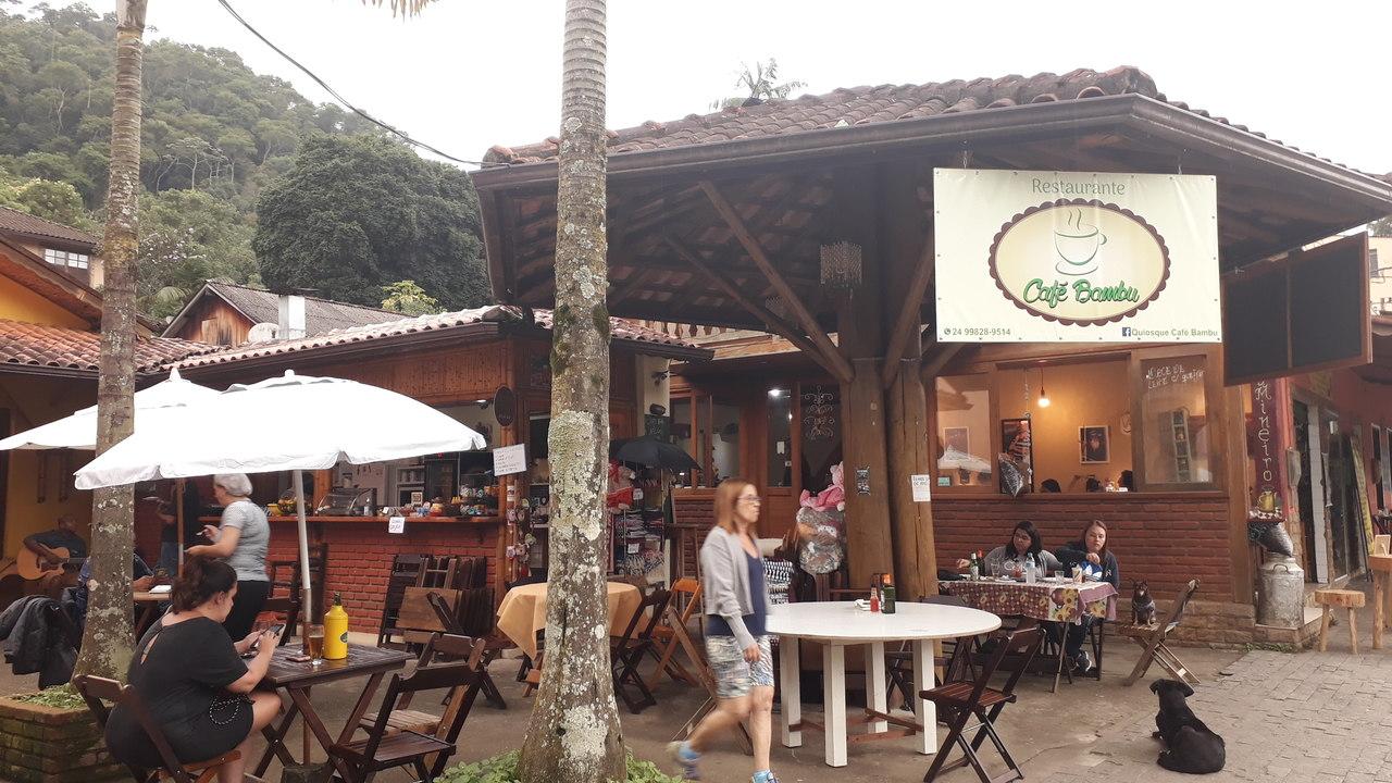 Comércio Visconde de Mauá -Rio de Janeiro