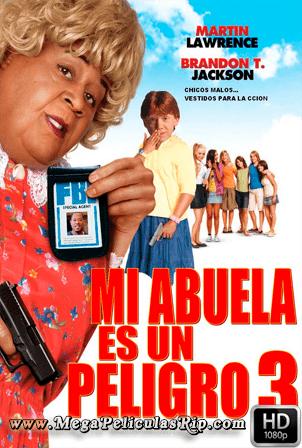 Mi Abuela Es Un Peligro 3 [1080p] [Latino-Ingles] [MEGA]