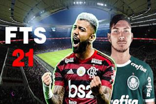 FTS 21 Brasileirao A E B Rony No Palmeiras 2021