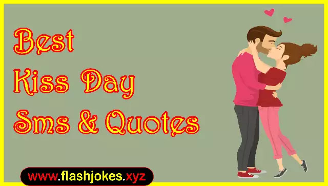 Happy Kiss Day 2020 Whatsapp Status & Quotes