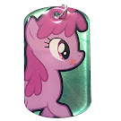 My Little Pony Berry Punch Dog Tags