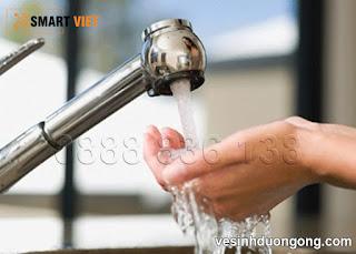 Nước sạch và vai trò đối với sức khỏe con người