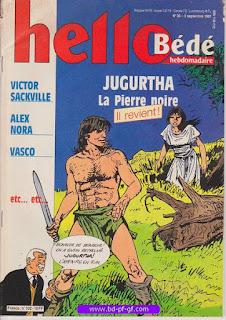Hello-Bébé, numéro 36, 1991, Jugurtha