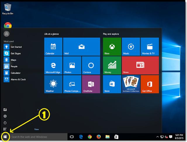 Start Windows 10 in safe mode