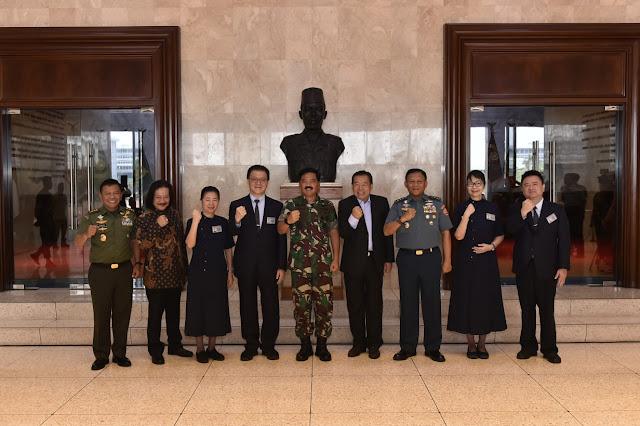 Yayasan Buddha Tzu Chi dan TNI Akan Bangun 3.000 Rumah Korban Gempa