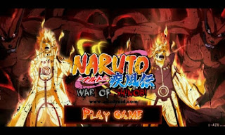 Naruto Senki War of Shinobi by Exa Septiko Apk (Event Adadroid 2018)