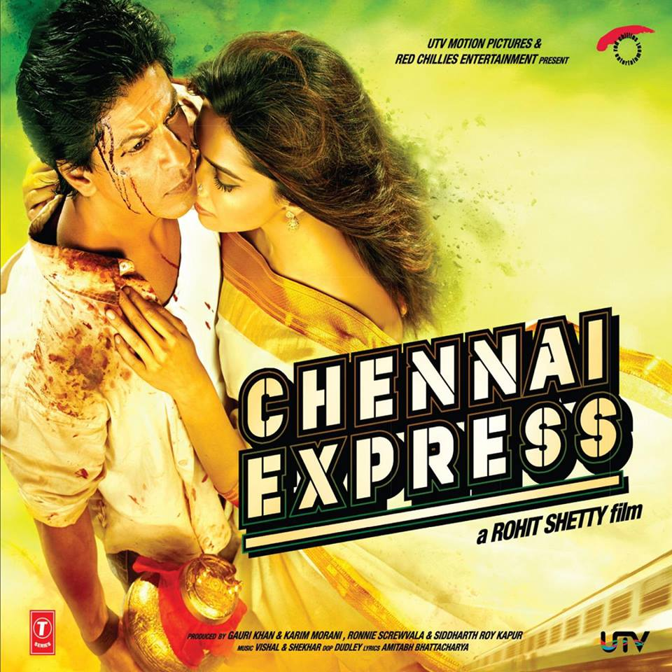 Chennai Express (2013) Mp3 – AC3 Dolby Digital 5 1 Audio