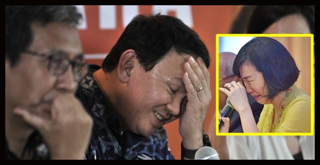 Aline Yoana Tan: Saya Tidak Heran Pertamina Rugi Rp11 T, Ahok Urus Keluarga Saja Tidak Becus