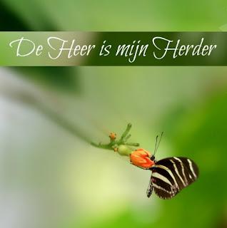 Leef je geloof: De HEER is mijn herder, Hillie Snoeijer