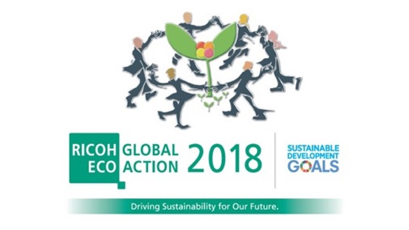 Ricoh Philippines Kicks Off Global Eco Action Program; Asks Filipinos to Think and Act for the Environment