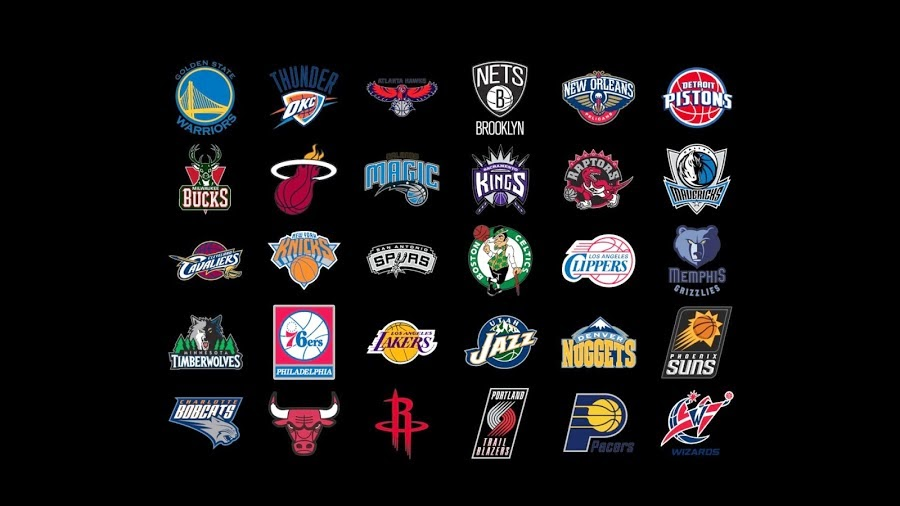 NBA 2K14 Default Logos