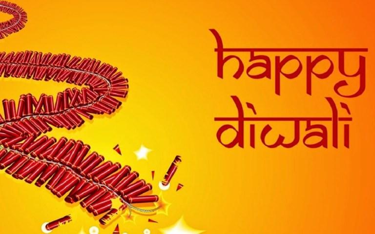 happy diwali images fireworks