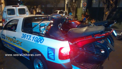 Concessionaria de motos em Sobral vendendo motos roubadas