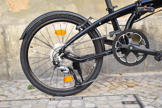 Resultado de imagem para tern verge d9 wheels