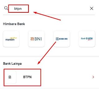 Kode Bank LinkAja