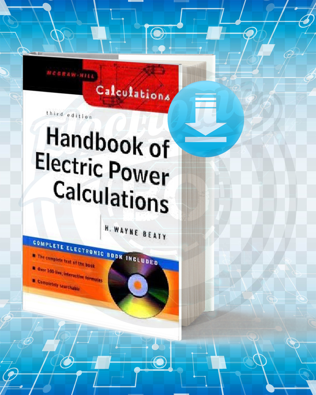 Free Book Handbook of Electric Power Calculations pdf.