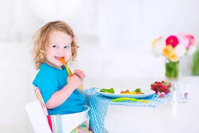 Kebutuhan Gizi Untuk Anak 1 Tahun