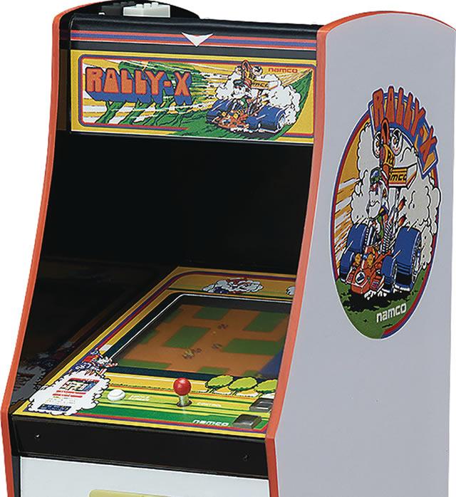 1980. Rally-X Arcade