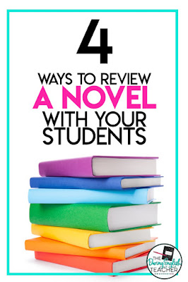 4 Different Ways to Review a Novel