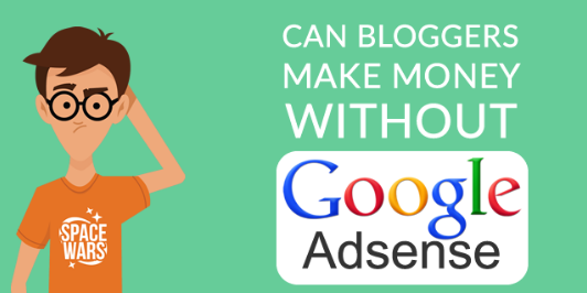 How to put ads on blogger without Adsense 2021