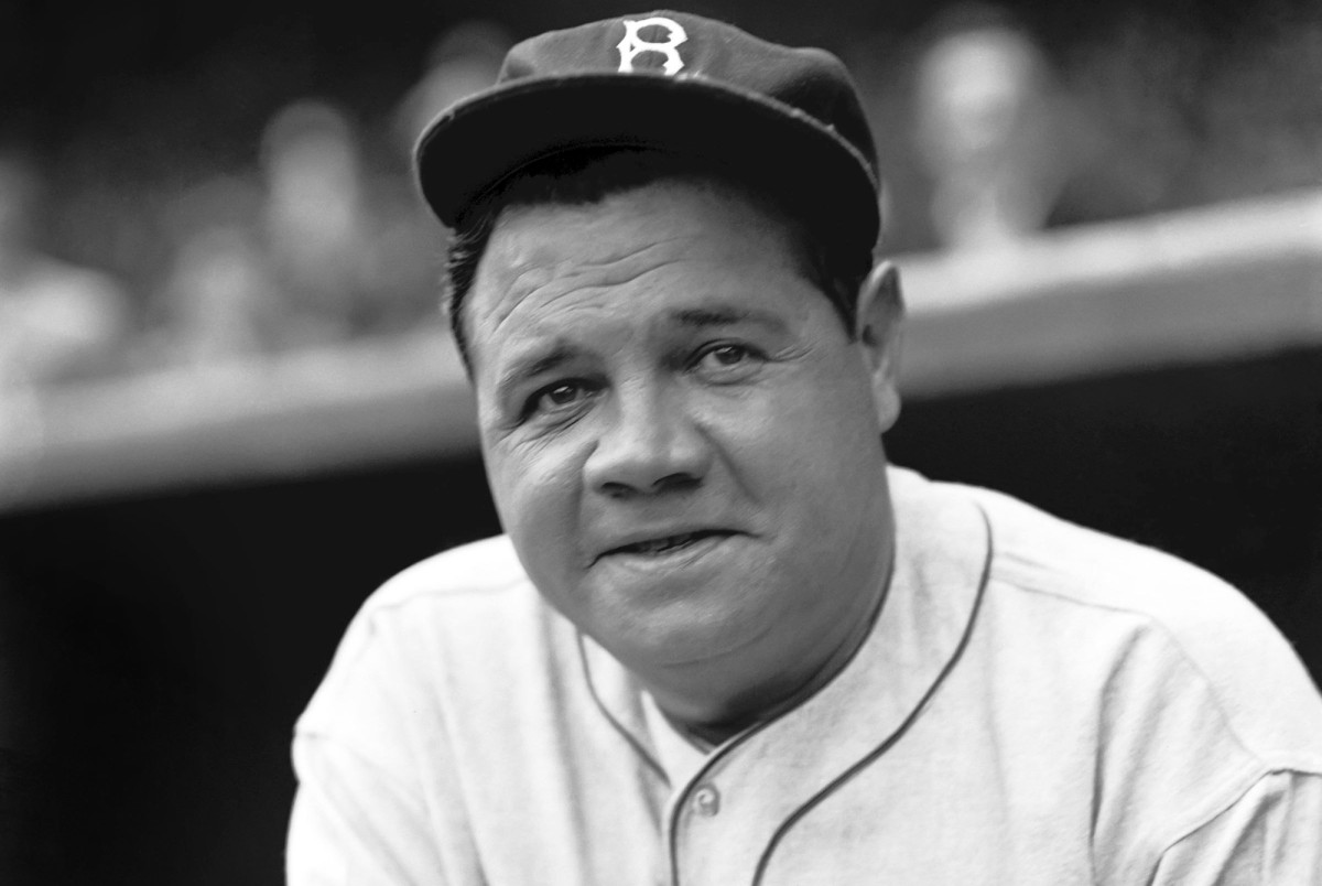 A Memory Lane Trip vers le bas Born On This Day Babe Ruth-3564