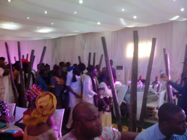 Super Eagles star, Ogenyi Onazi weds in Benin [PHOTOS]