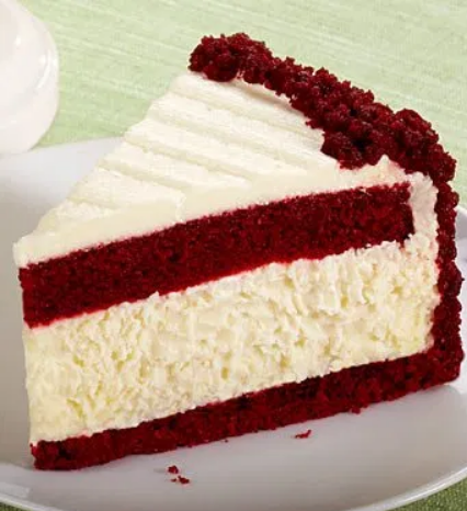 Red Velvet Cheesecake #cheesecake #desserts #cakes #bars #cookies